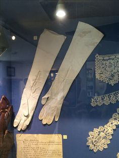 19th century gloves