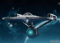 As a possible competition for Disney's Star Wars park, Universal is rumored . As a possible competition for Disney's Star Wars park, Universal is rumored to developing a Star Trek attraction Star Trek Beyond, New Star Trek, Star Wars, Star Trek Tos, Star Trek Enterprise, Uss Enterprise Ncc 1701, Star Trek Starships, Enterprise Ship, Star Trek Wallpaper