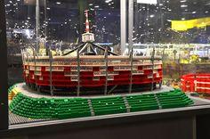 Gratka dla Legomaniaka czyli wystawa budowli z klocków Lego | szczypiorki.pl