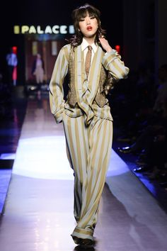 #JeanPaulGaultier   #fashion   #Koshchenets       Jean Paul Gaultier Spring 2016 Couture Collection Photos - Vogue