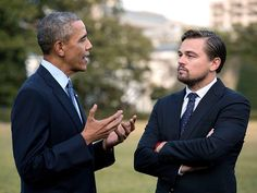 President Obama Will Meet with Leonardo DiCaprio to Talk Climate Change at White House http://www.people.com/article/president-obama-leonardo-dicaprio-climate-change-talk-south-by-south-lawn