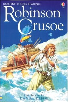 Follows the adventures of robinson crusoe, who survives a shipwreck only to find himself stuck of a desert island! how will he manage alone?