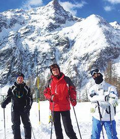 Sci club, Gressoney febbraio 2013