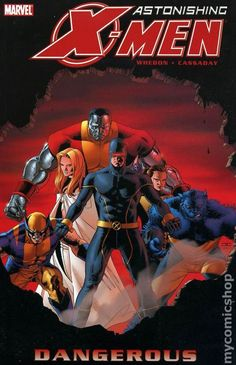 Astonishing X-Men TPB (2004-2013 Marvel) 2-1ST