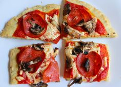 Paleo pizza Tried this tonight and will be a regular.