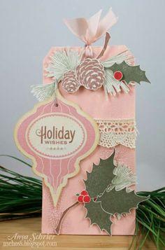 Festive Foliage | Waltzingmouse Stamps