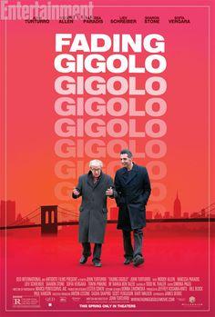 John Turturro on directing Woody Allen in 'Fading Gigolo' — POSTER PREMIERE | EW.com