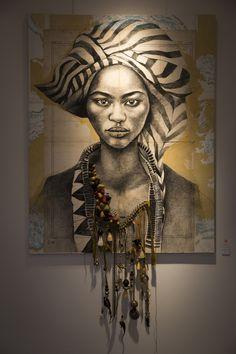 Stéphanie Ledoux - Carnets de voyage: Tutuba - L'histoire d'une toile