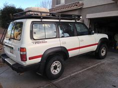 New vehicle for our family! 1991 FJ80 Land Cruiser