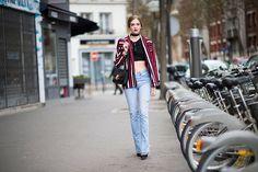 Feeling myself: seventh look of PFW | The Blonde Salad