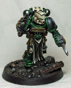 CoolMiniOrNot Forums -painting realistic metallics