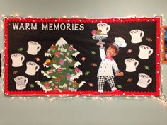 Our School #3 Cupcake Christmas