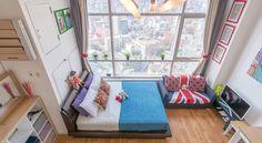 Apartment Kang's Duplex @ Seoul Station, Seoul