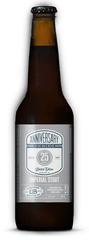 Lake Front 25th Anniversary Imperial Stout