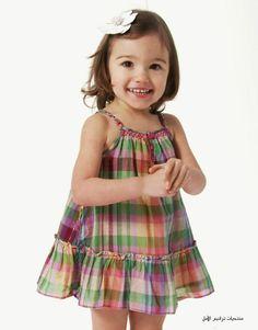 baby dress #baby #dress http://www.a3da.net/children-dress-2014/