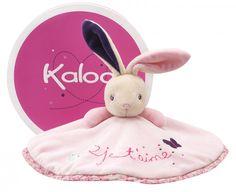 Kaloo Petite Rose Schmusetuch Hase rosa - auf Rechnung bestellen, Bonuspunkte sammeln, DHL Blitzlieferung!
