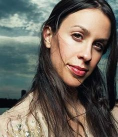 Alanis Morissette --- Before Fiona Apple and Adele, there was Alanis, singer/songwriter, letting go of ALL her young woman's angst. Her CD, 'Jagged Little Pill' spawned many hit singles.  Click on her photo to see/listen to her video for 'You Oughta Know', which was released i n 1995.