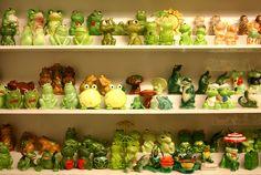 saltshaker frogs