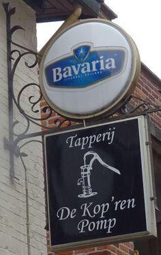 Winterswijk - Misterstraat 67 -Tapperij de Kop'ren Pomp