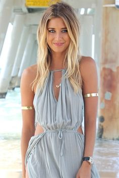 These amazing gold toned arm cuffs are the perfect accessories that every girl needs. Add a boho vibe or dress up an outfit with these adjustable arm cuffs. Sale includes two arm cuffs Game Of Thrones Outfits, Gold Arm Cuff, Boho Chic, Bohemian, Summer Beauty Tips, Upper Arm Cuffs, Sabo Skirt, Estilo Boho, Summer Trends