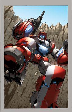 Spotlight Cliffjumper DF cover by *dyemooch on deviantART - Transformers Autobot