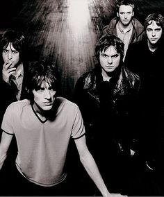 The Verve were an English rock band formed in Wigan in 1990 by lead vocalist Richard Ashcroft, guitarist Nick McCabe, bass guitarist Simon Jones and drummer Peter Salisbury.  Genres: Alternative rock, neo-psychedelia, Britpop, space rock, dream pop, shoegazing