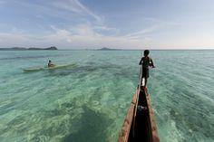 M'Buke Island. Manus Province, Papua New Guinea.