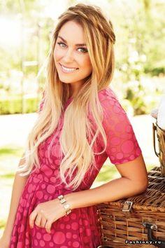 Summer Hair, Lauren Conrad style