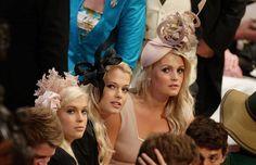 Ladies Kitty, Amelia and Eliza Spencer | by the Waxbitch®