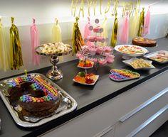 Einhorn Geburtstag Deko und   Backideen für euch auf unserem Blog zusammen gefasst. http://gabelschereblog.de/die-einhornparty