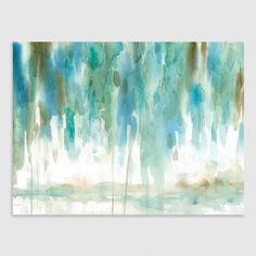 Rainwashed Landscape by Carol Robinson