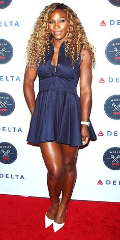 Bella SERENA WILLIAMS: World #1 for 203 Weeks in all! ♥ #RenasArmy