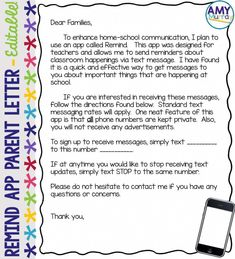 Parent Letter Classroom Holidays and Party Sign Up