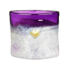 Hadeland Glassverk - Hjerte vase