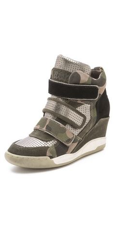 Ash Alex Wedge Sneakers | SHOPBOP