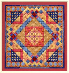 Terry Dryden Needlework Designs - Teaching Portfolio
