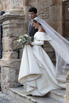 700041058ed En imágenes: Lady Charlotte Wellesley y Alejandro Santo Domingo ya son  marido y mujer
