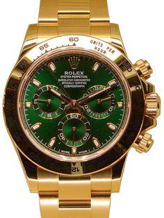 Rolex Cosmograph Daytona 116508 18k Yellow Gold Watch | Most ...