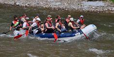 Schlauchboot Tour auf der Spree Boxberg #Abenteuer #Boote #Bootsfahrt
