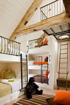 hochbett selber bauen die g nstigste entscheidung f r kinderzimmer diy ideen pinterest. Black Bedroom Furniture Sets. Home Design Ideas