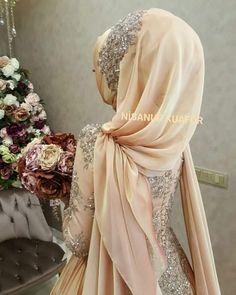 hijab tying