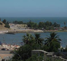 Parque Rodó y Playa Ramírez. Montevideo