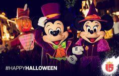 #happyHalloween  #Disney cada vez más cerca...