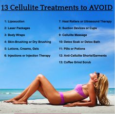 DIY beauty & Face masks : 13 Cellulite Treatments for Women to Avoid. No need to risk your body or wasting. Diy Beauty Face Mask, Diy Masque, Skin Brushing, Reduce Cellulite, Lymphatic System, Body Wraps, Liposuction, Do Exercise, Gym