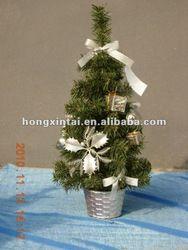 Wholesale New Design Tabletop Christmas Trees Mini Christmas Trees ...