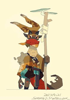 Young dragon's wizard. hiziri-pro.tumblr.com