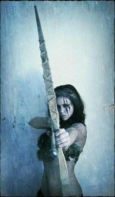 Fantastische Welten Fantastic Worlds Warrior Princess, Warrior Girl, Fantasy Warrior, Warrior Women, Fantasy Women, Dark Fantasy, Ki Bo Bae, Fantasy Characters, Female Characters