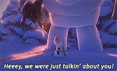 Olaf - frozen Photo