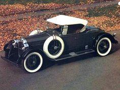 1926 Duesenberg Model A - (Duesenberg Automobile & Motors Company, Inc. Auburn, Indiana,1913-1937)