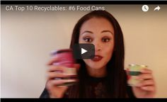 Confused About Recycling? Learn The Top 10 Materials That Can Be Recycled Anywhere In The State Of California. NUMBER SIX… Number Six, Confused, Recycling, California, Canning, How To Make, Top, Upcycle, Home Canning
